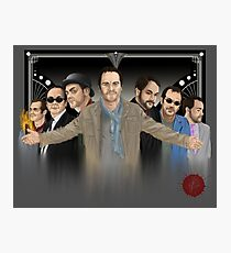 Mark Sheppard Collection Photographic Print
