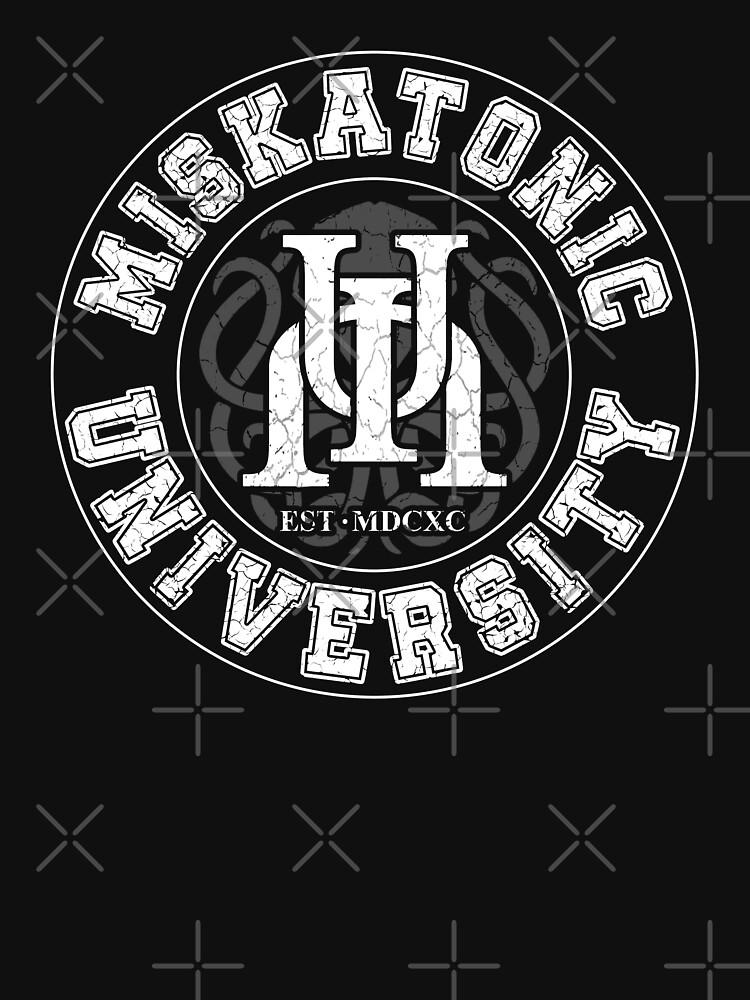 Miskatonic University by ninthstreet