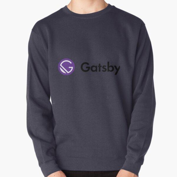 GatsbyJS Logo Pullover Sweatshirt