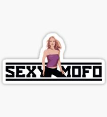 SEXY MOFO Sticker