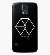 EXO - Exodus Logo 2 Case/Skin for Samsung Galaxy