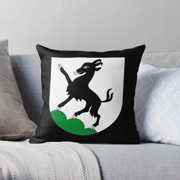 Kitzbühel coat of arms, Austria Throw Pillow