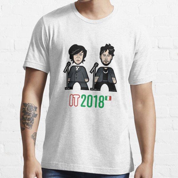Ermal Meta & amp; Fabrizio Moro Essential T-Shirt