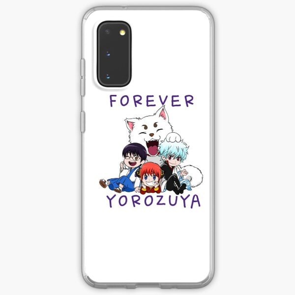 Gintama - Forever Yorozuya Samsung Galaxy Soft Case