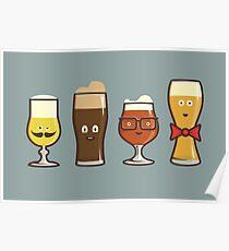 Beer Geeks Poster