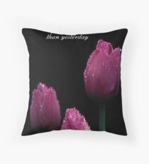 I Love You More Today Throw Pillow