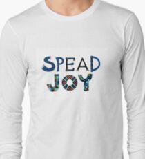 spread joy Long Sleeve T-Shirt