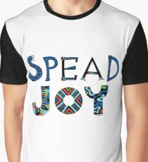 spread joy Graphic T-Shirt