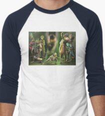 movie Men's Baseball ¾ T-Shirt