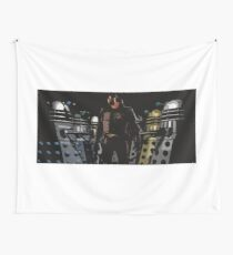 Law Against the odds Wall Tapestry