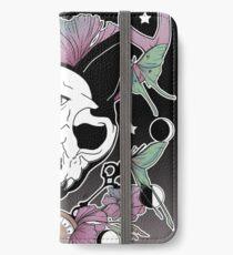Twilight -- Skull Cat iPhone Wallet/Case/Skin