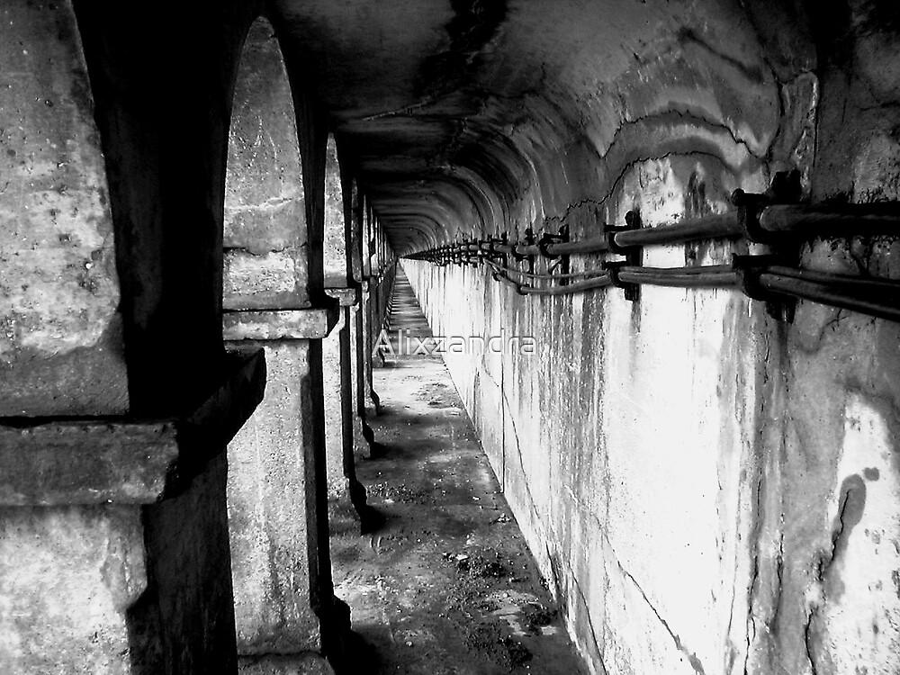 Infinite Alleyway by Alixzandra