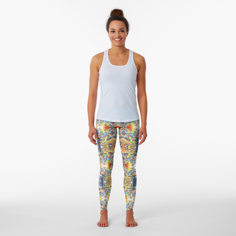 Jerome eight point oh Leggings