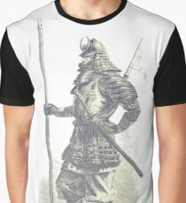 Samurai warrior Graphic T-Shirt