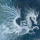 Frost Dragon by Ingrid  Kallick
