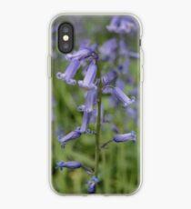 Bluebell haze. iPhone Case