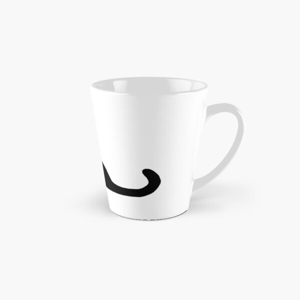 Black Cat Tall Mug