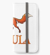 Ursula Fox iPhone Wallet/Case/Skin