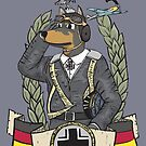 The Dogs of War: Luftwaffe Fighter Pilot by Chris Jackson