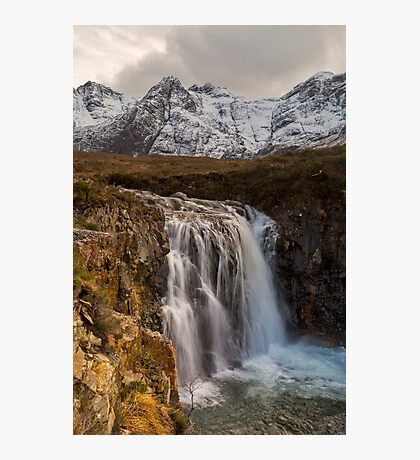 Fairy Pools Waterfall, Isle of Skye Photographic Print