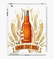 Tink Craftbier iPad Case/Skin