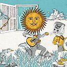 «The sun of argentina» de Carolina  Zambrano Enriquez