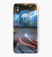 Ghost Tram in Lisbon iPhone Case/Skin
