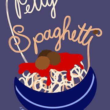 Petty Spaghetti by PookaLukaTuka