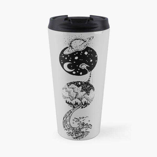 Star Dust to Sea Foam Travel Mug