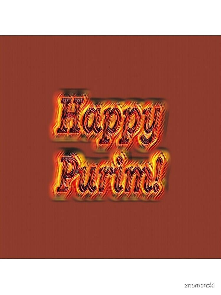 Happy Purim! by znamenski