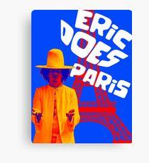 Eric Andre Does Paris  Canvas Print