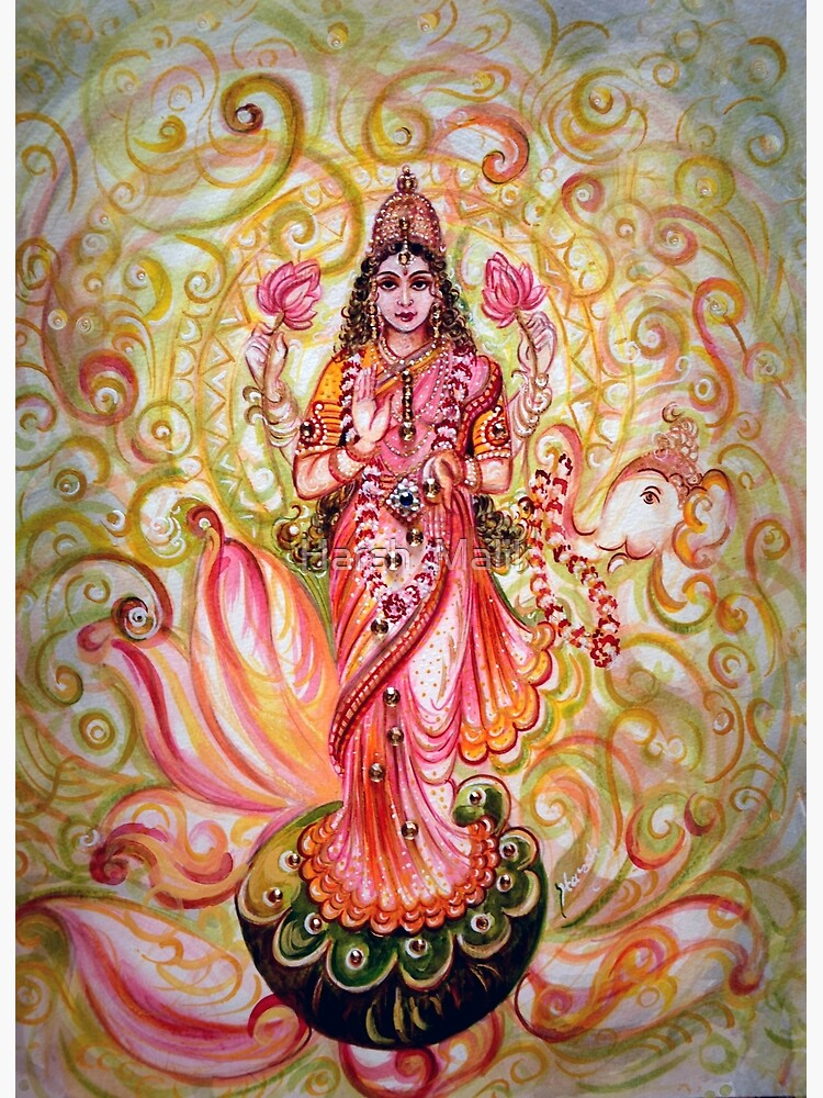 Lakshmi Darshnam by hlmalik