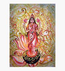 Lakshmi Darshnam Photographic Print