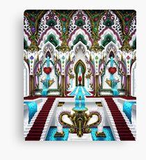 Palace of Ganesha Canvas Print