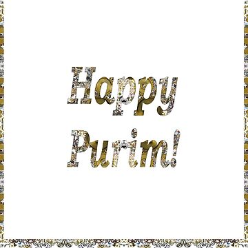 Happy Purim! by znamenski