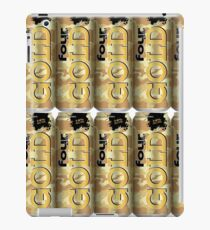 Gold Four Loko iPad Case/Skin