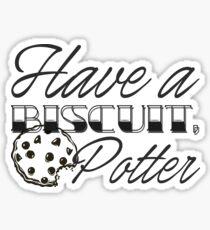 Have a biscuit Sticker