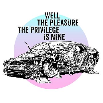 The Pleasure, The Privilege by scottogara
