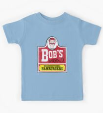 Unconventional Burgers Kids Tee