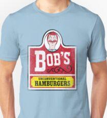 Unconventional Burgers Unisex T-Shirt