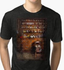 Apothecary - Just the usual selection Tri-blend T-Shirt