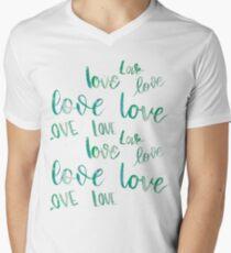 Lots of Love Men's V-Neck T-Shirt