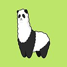 Alpanda (green) by animinimal