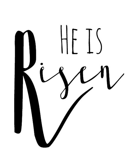 He Is Risen Mathew 286 Easter Quote Bible Verse Posters By