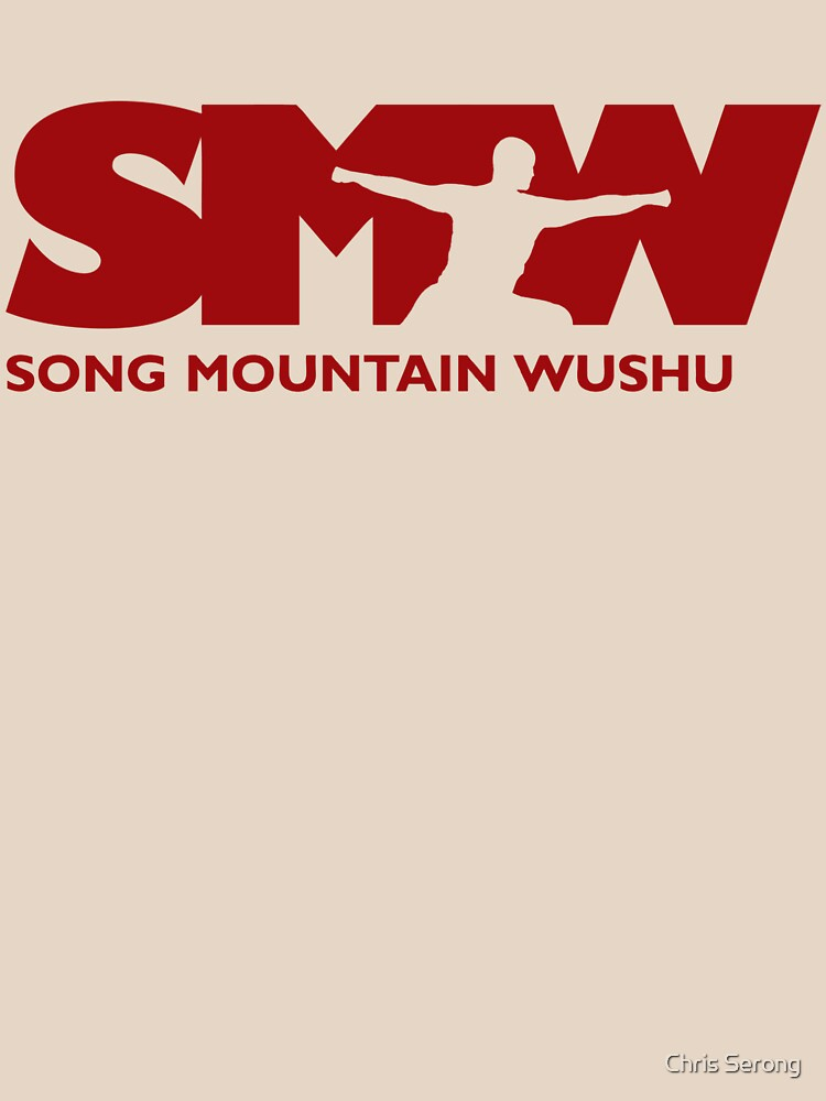 Song Mountain Wushu - Large Logo by ChrisSerong