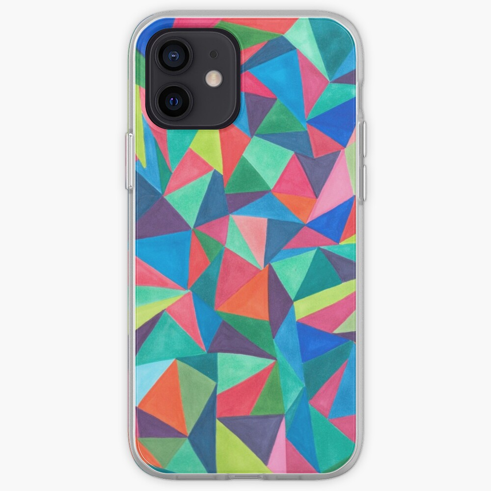 Triangles iPhone Case & Cover