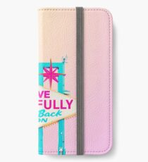 Drive carefully iPhone Wallet/Case/Skin