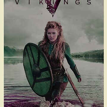 vikings lagertha by bonjonodon