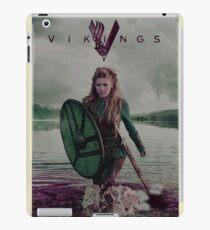 Vinilo o funda para iPad vikingos lagertha