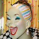 mannequin, Kodak Theater mall, Hollywood, CA by rmenaker